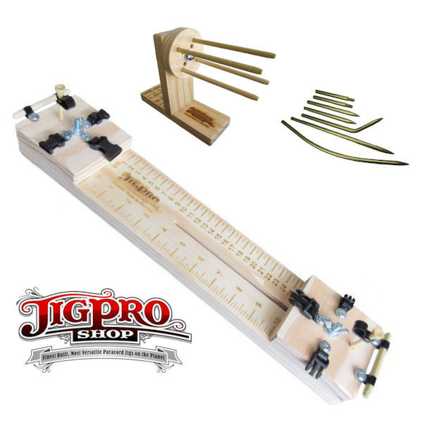 "Jig Pro Shop 10"" Professional Jig Kit"
