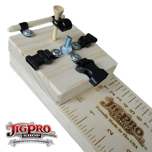 "Jig Pro Shop 14"" Professional Jig With Multi-Monkey Fist Jig"