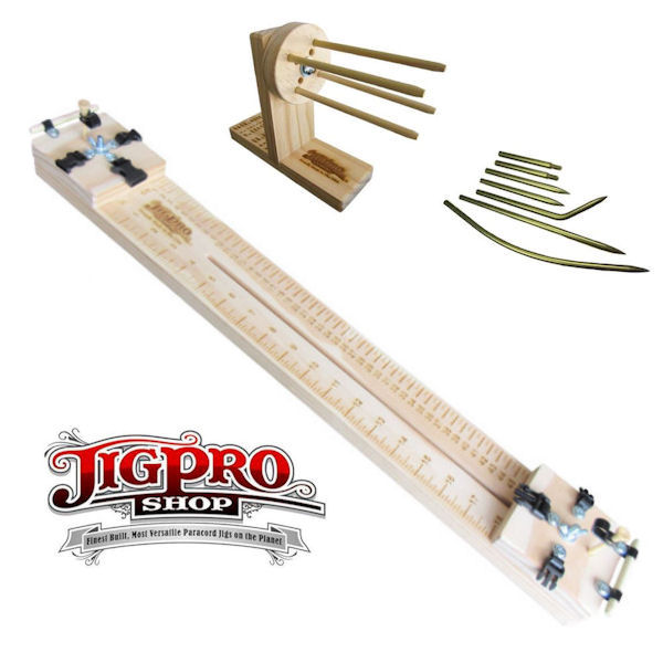 "Jig Pro Shop 18"" Professional Jig Kit"