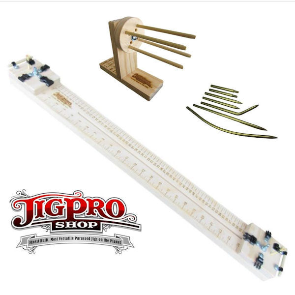 "Jig Pro Shop 24"" Professional Jig Kit"