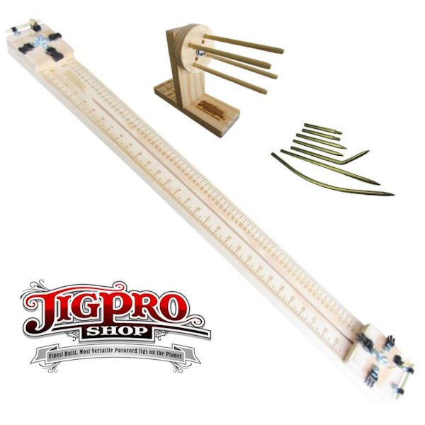 "Jig Pro Shop 30"" Professional Jig Kit"