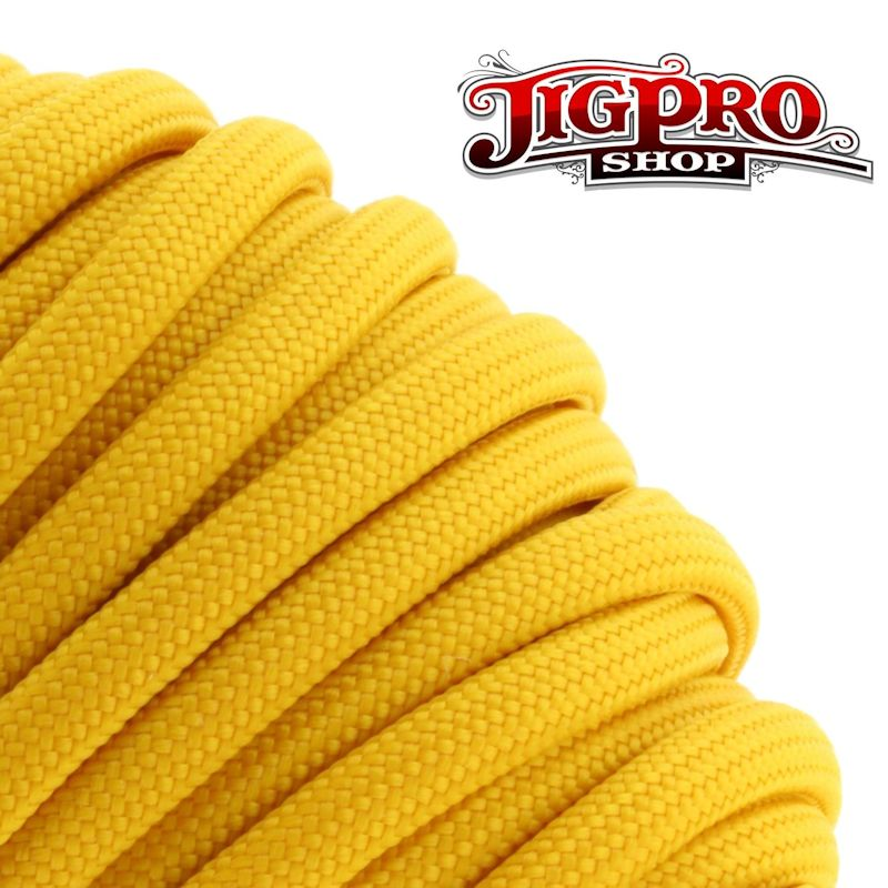 Air Force Gold 550# Type III Paracord 100' S25