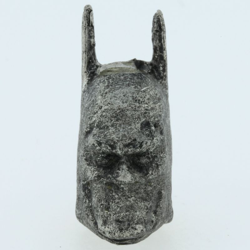 Batman Bead in Pewter by Marco Magallona