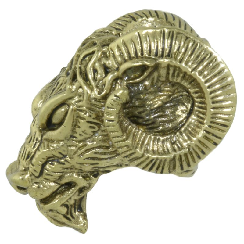 Battle Ram in Brass by Covenant Everyday Gear