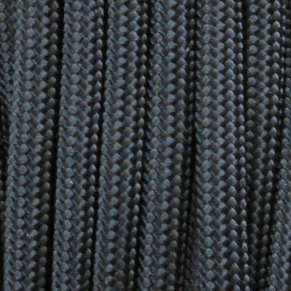 Black 550# Type III Paracord 1000' Spool SS01