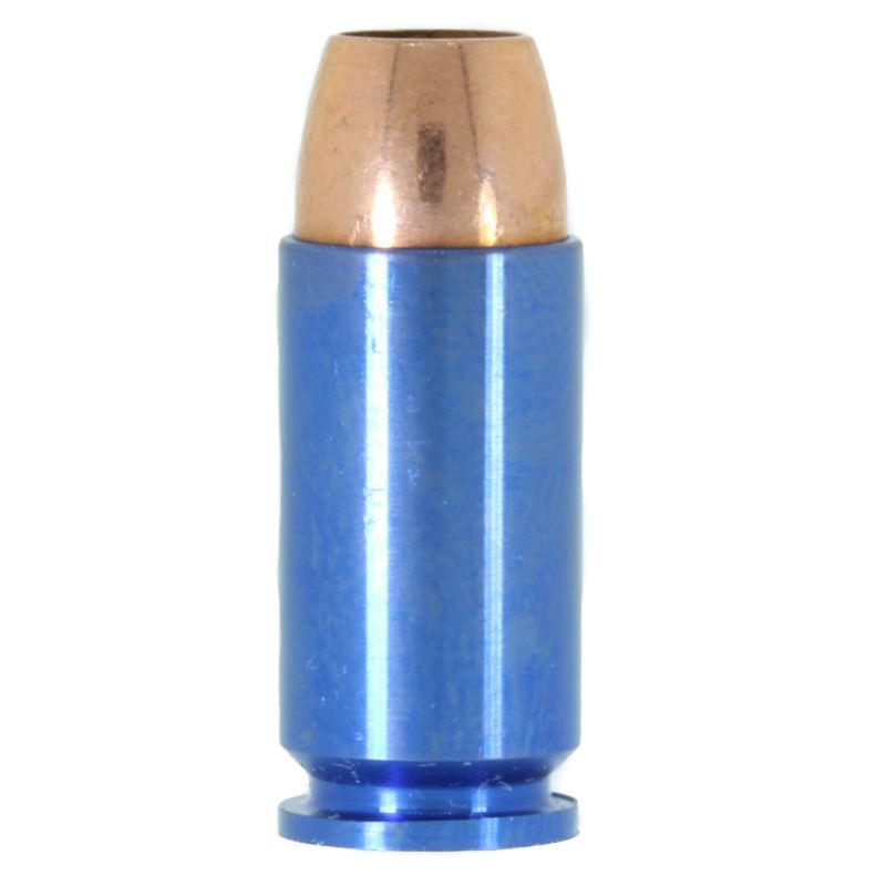 Bullet Bead In Titanium (Blue) By RNG Products