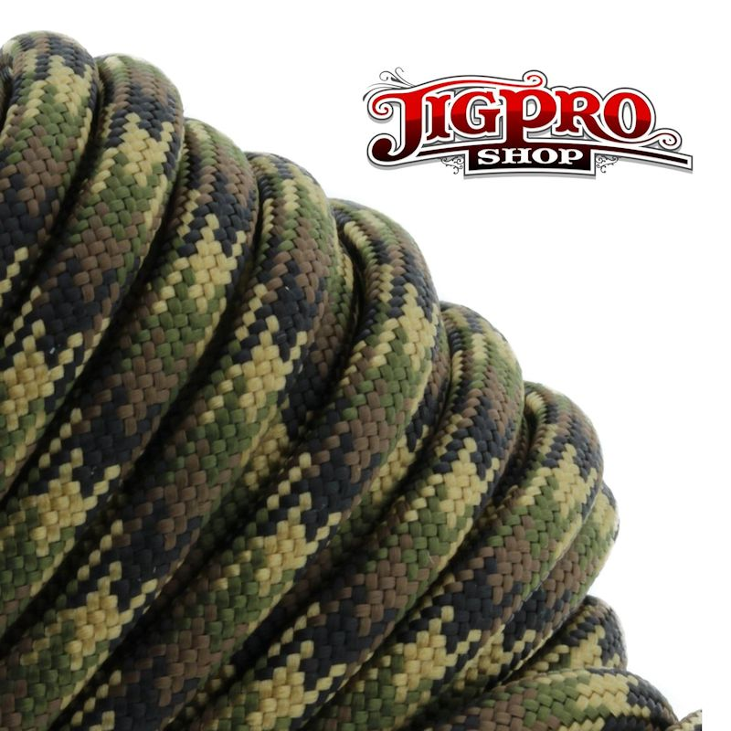 Ground War 550# Type III Paracord 100' C10