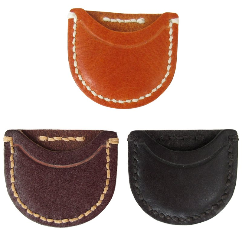 Leather Coin Protectors