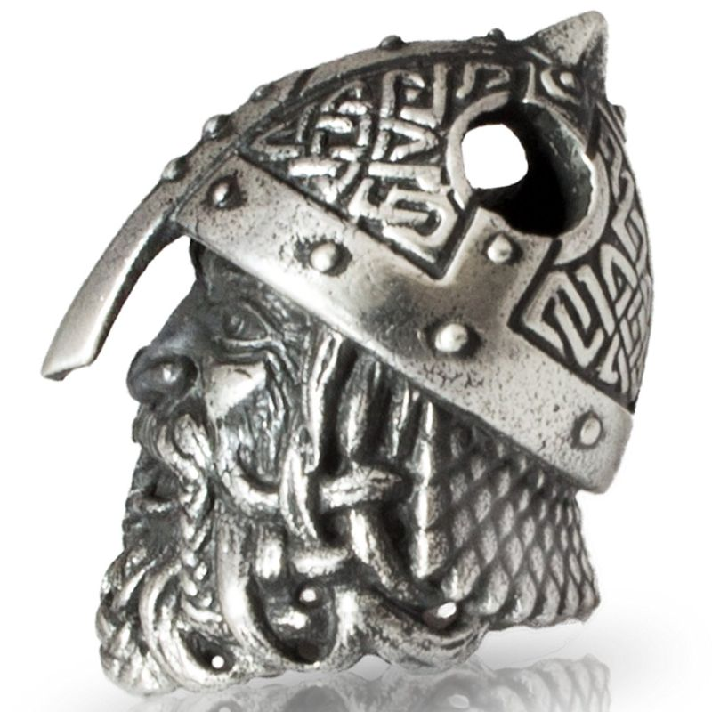 Clan Warrior Viking in Nickel Silver By Alloy Army of Eurasia