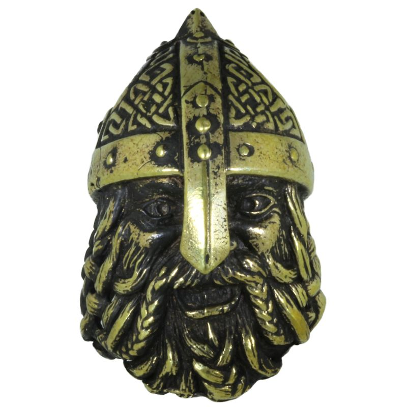 Clan Warrior Viking in Brass By Alloy Army of Eurasia