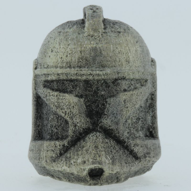 Clone Trooper Bead in Pewter by Marco Magallona