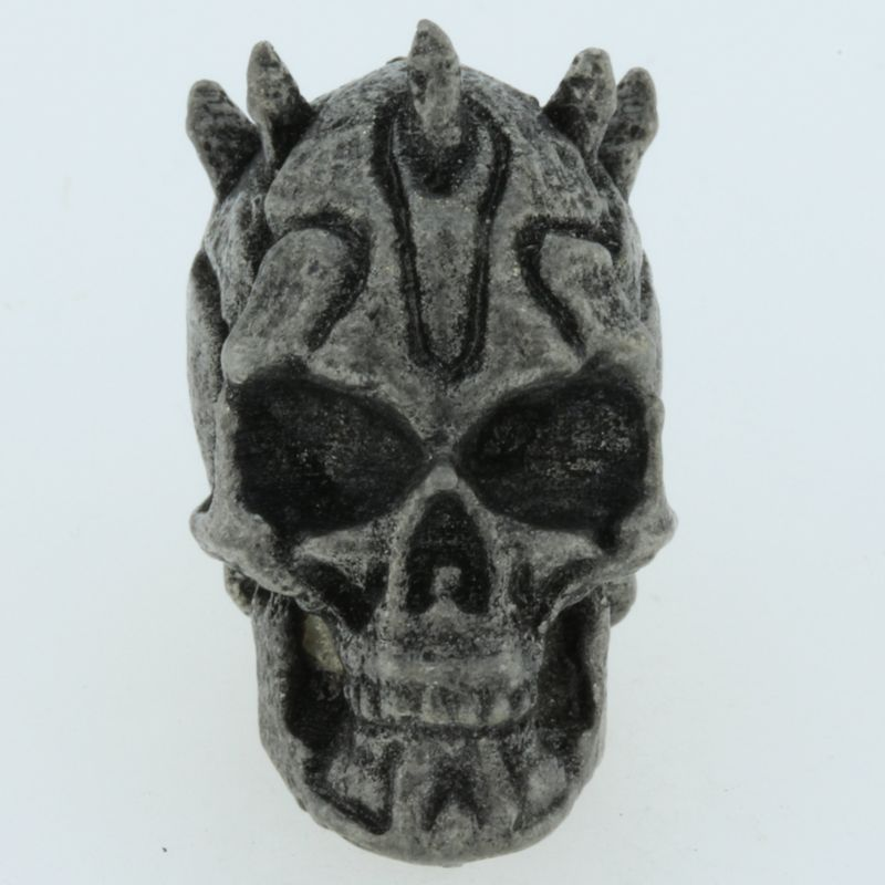 Darth Maul Bead in Pewter by Marco Magallona