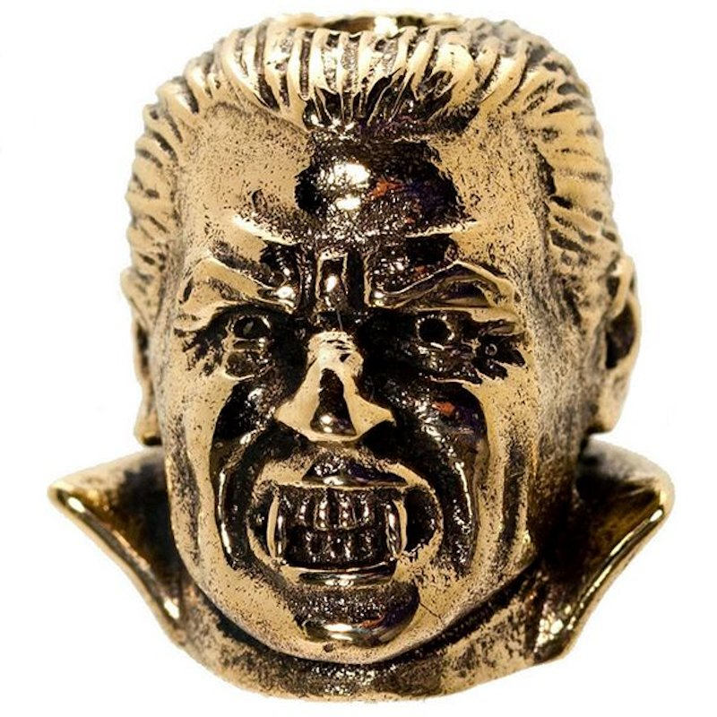 Dracula in Bronze by GD Skulls