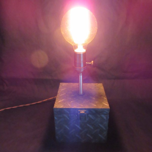Edison Box Lamp #2