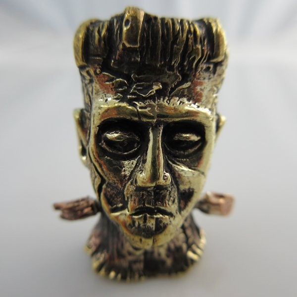 Frankenstein in Brass by Lion ARMory