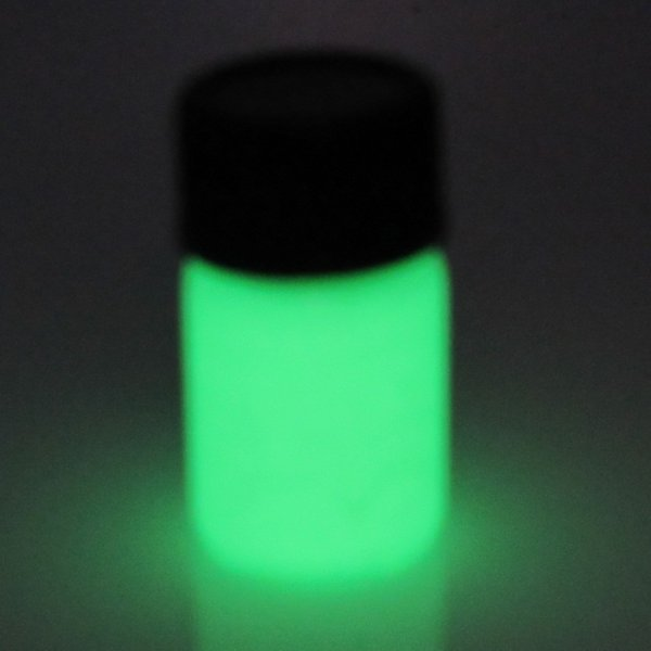 1.85 ml Green Glow in the Dark Gel Paint