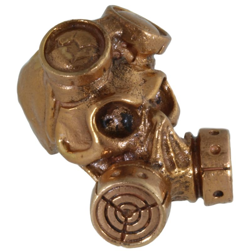 Gas Mask in Copper by Covenant Everyday Gear