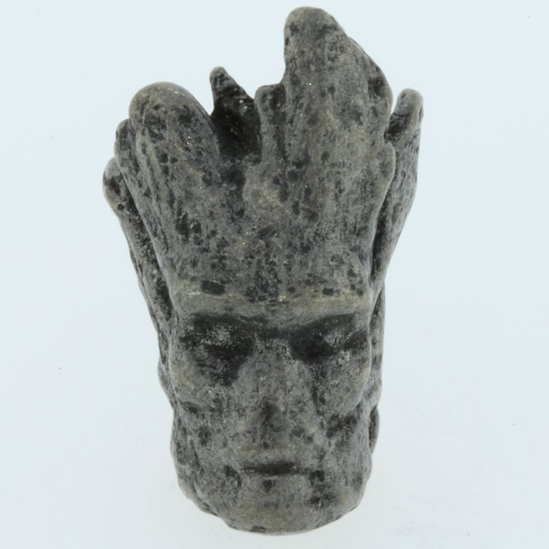 Groot Bead in Pewter by Marco Magallona