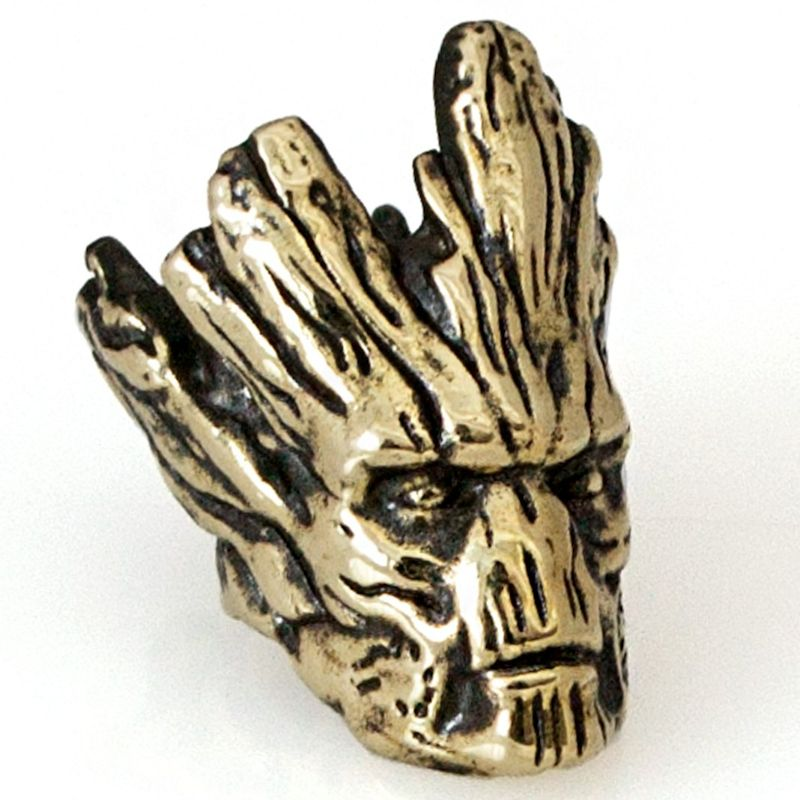 Groot in Brass By Castings Pride