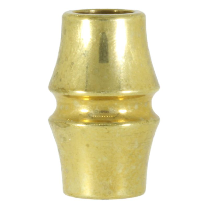 Half Dome Bead In Brass By RNG Products