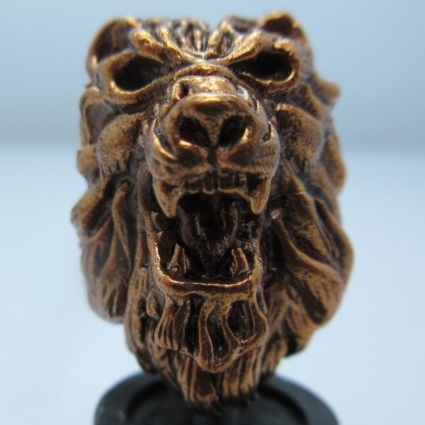 Roaring Lion in Copper by Covenant Everyday Gear