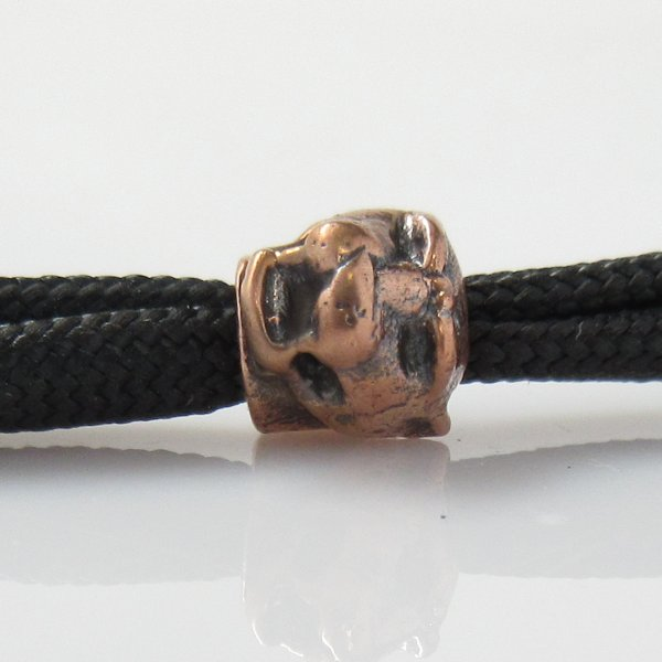 Panther Spacer Bead in Copper by Covenant Everyday Gear