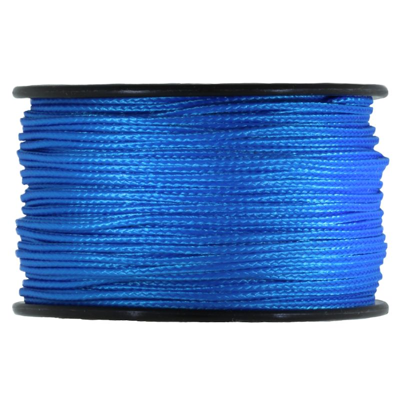 Blue Micro Cord 1.18mm x 125' MS02