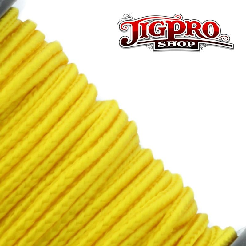 Yellow Micro Cord 1.18mm x 125' MS04