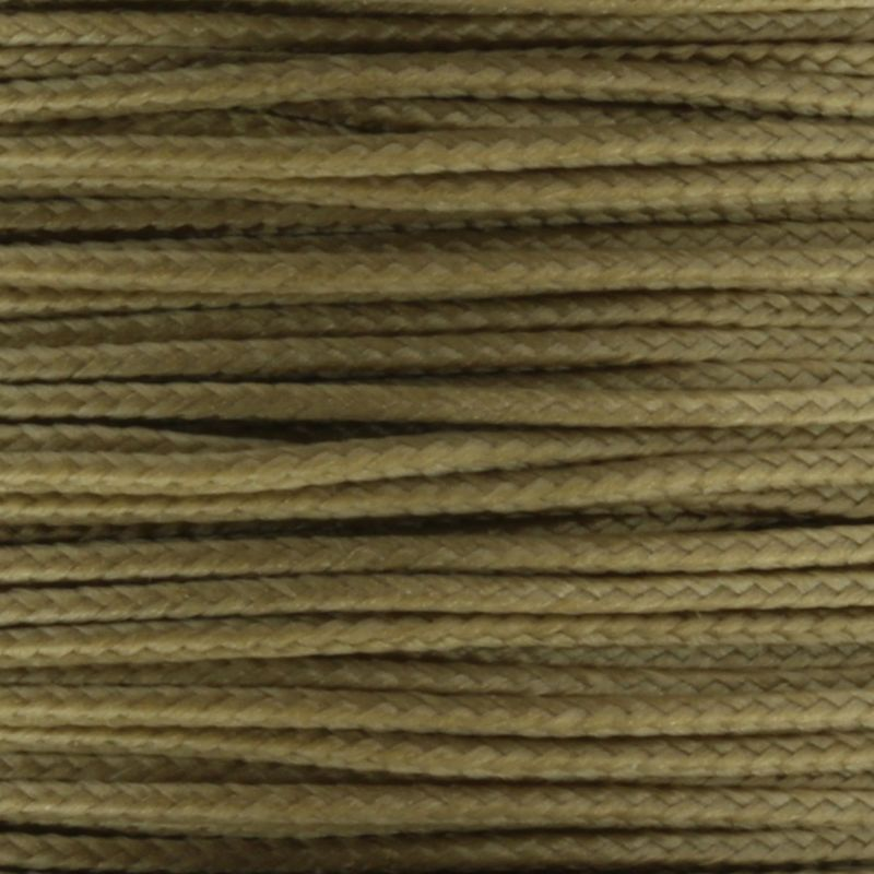 Tan Micro Cord 1.18mm x 125' MS10