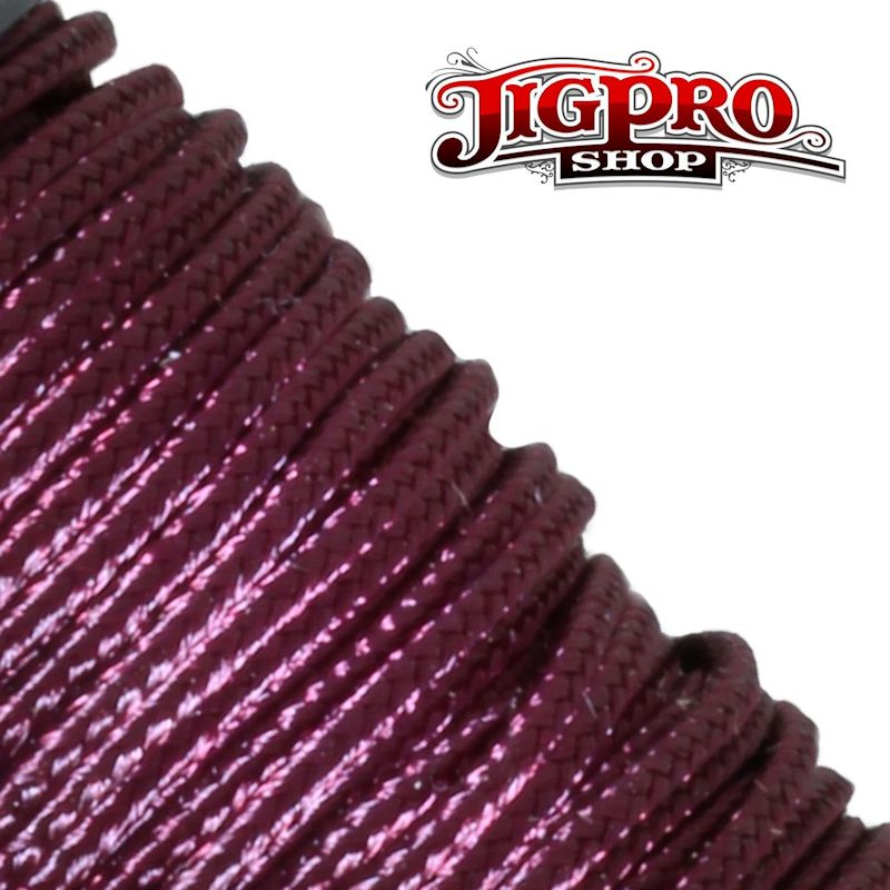 Maroon Micro Cord 1.18mm x 125' MS13