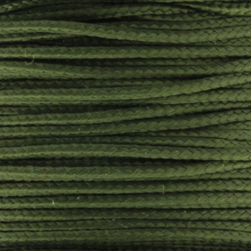 Olive Drab Micro Cord 1.18mm x 125' MS14