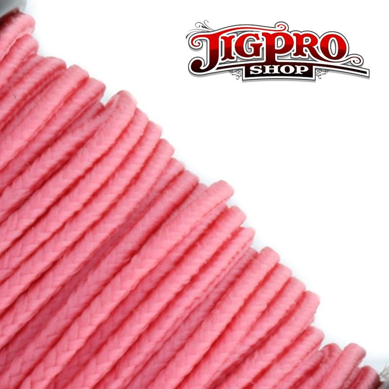 Pink Micro Cord 1.18mm x 125' MS16
