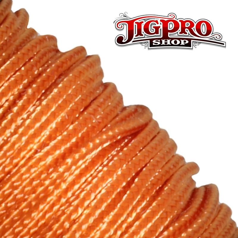 Burnt Orange Micro Cord 1.18mm x 125' MS22