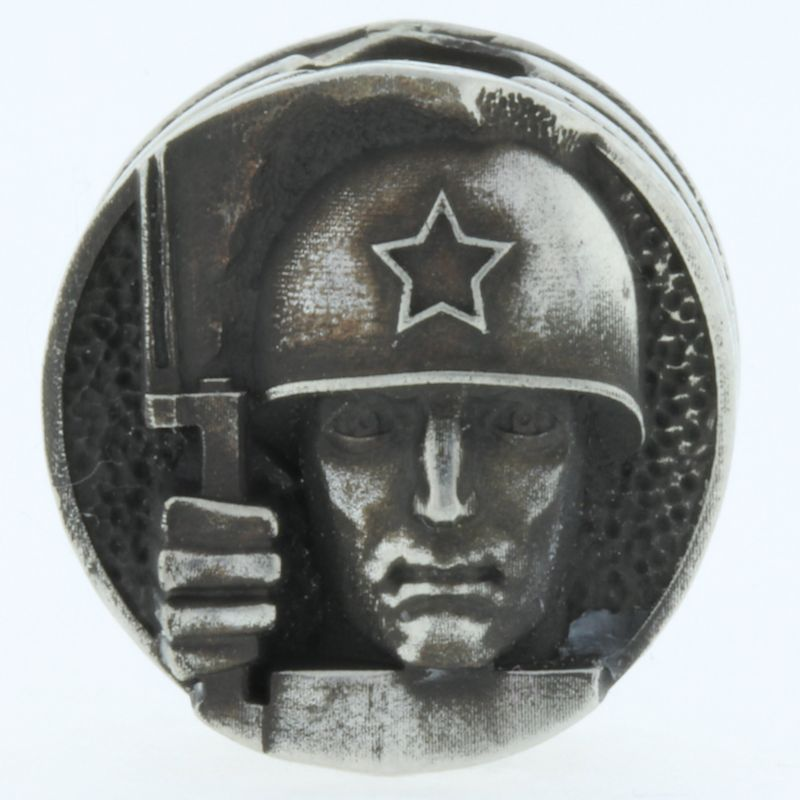 Medal Bead By Gagarin's Workshop