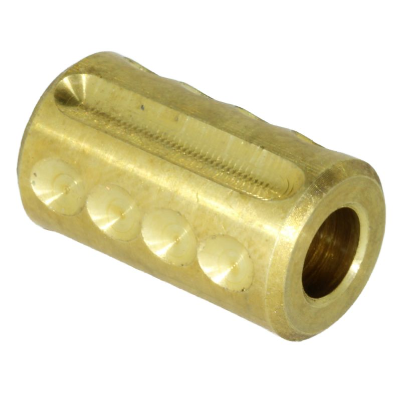 Muzzle in Brass By Almost EDC