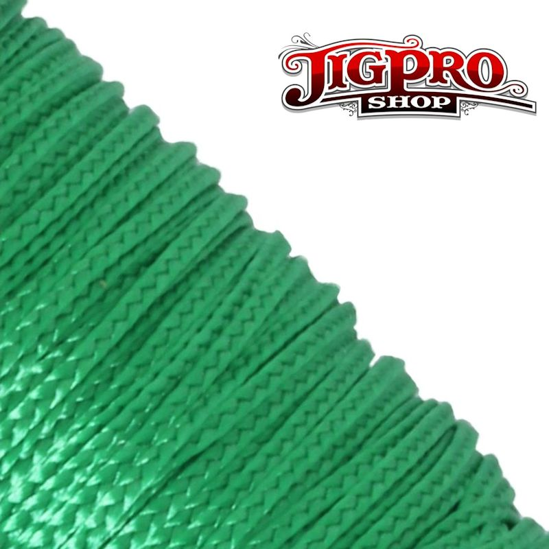 Green Nano Cord 0.75mm x 300\' NS06
