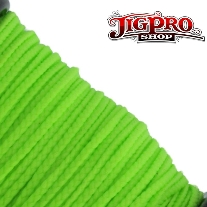 Neon Green Nano Cord 0.75mm x 300\' NS18