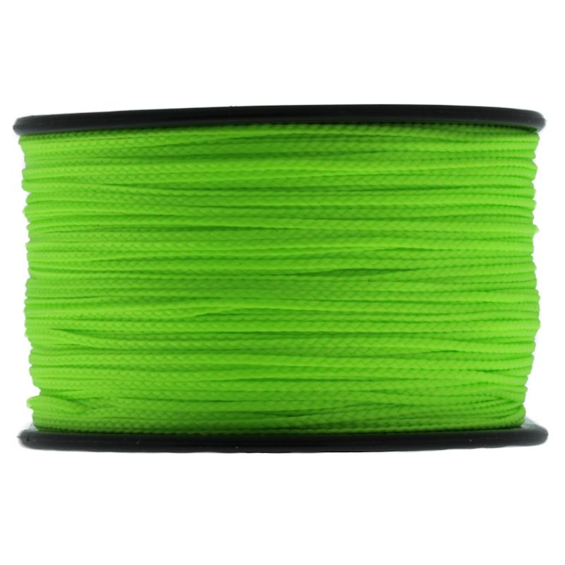 Neon Green Nano Cord 0.75mm x 300' NS18