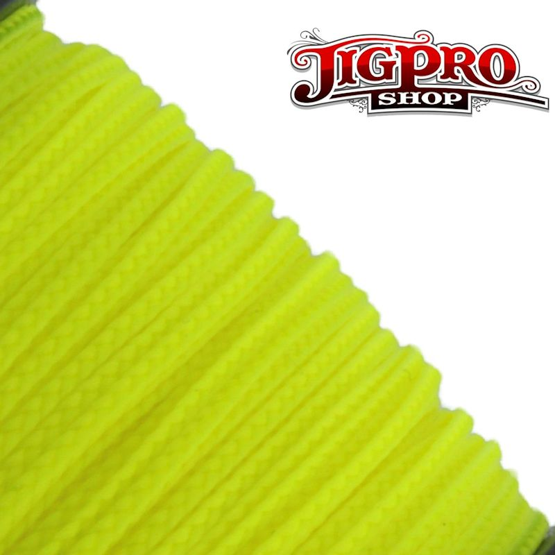 Neon Yellow Nano Cord 0.75mm x 300' NS19
