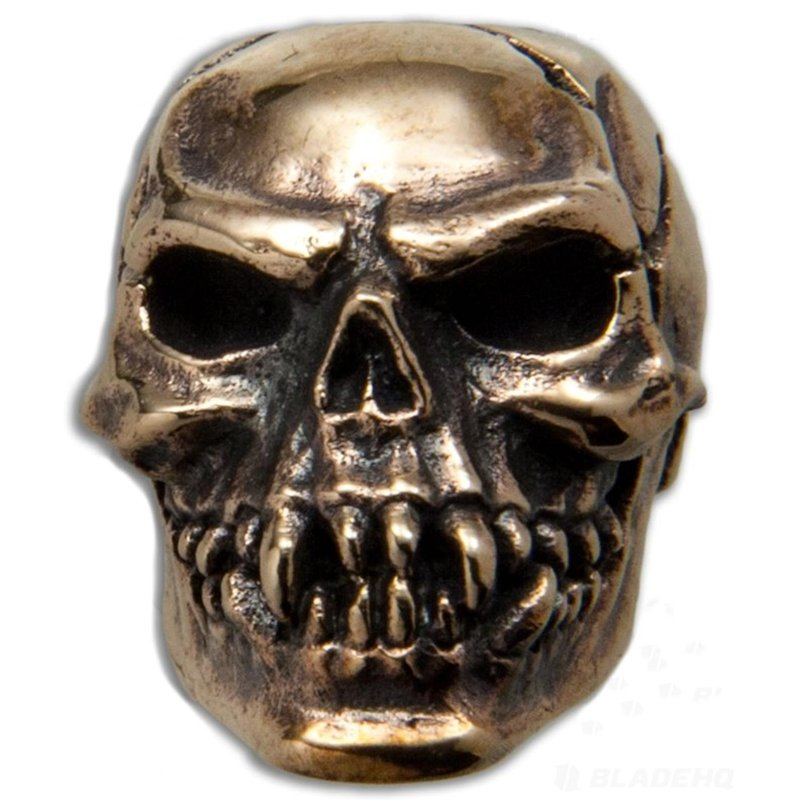 Nibbler in Bronze by GD Skulls