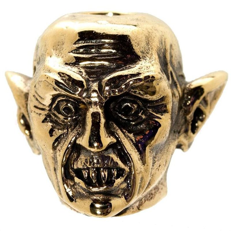 Nosferatus in Bronze by GD Skulls
