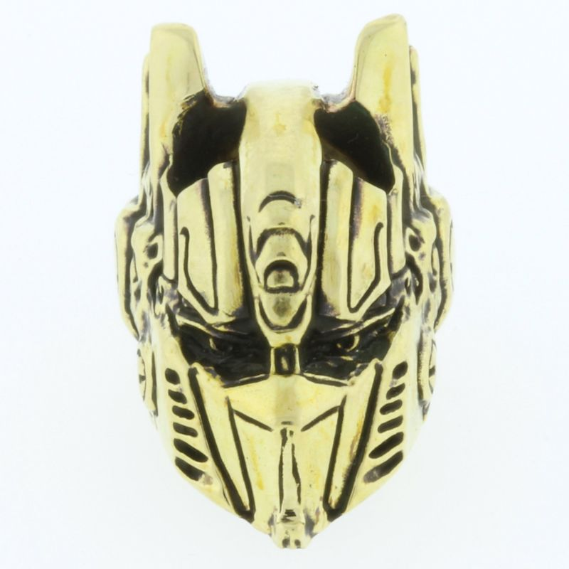 Optimus Prime in Brass By Castings Pride