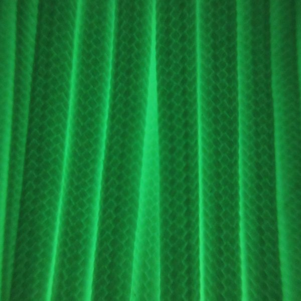 Glow-In-The-Dark 550 Size Paracord 100'