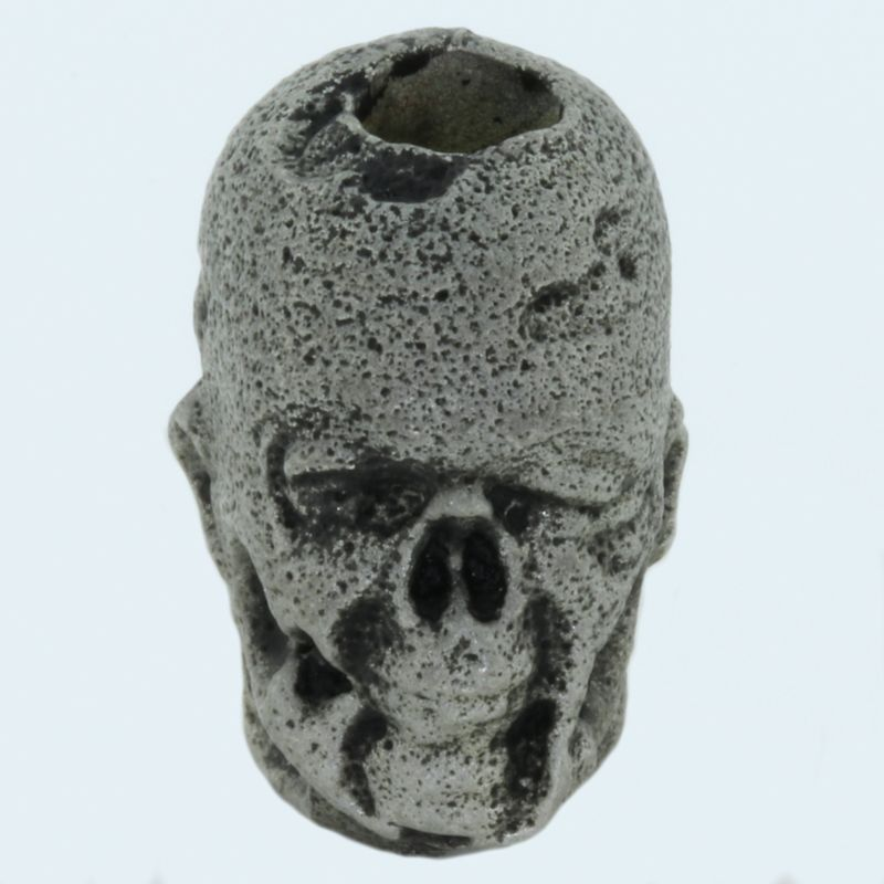 Patient Zero Bead in Pewter by Marco Magallona