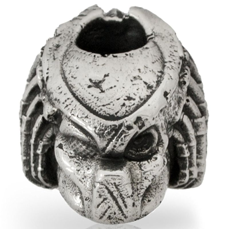 Predator in Nickel Silver By Comrade Kogut