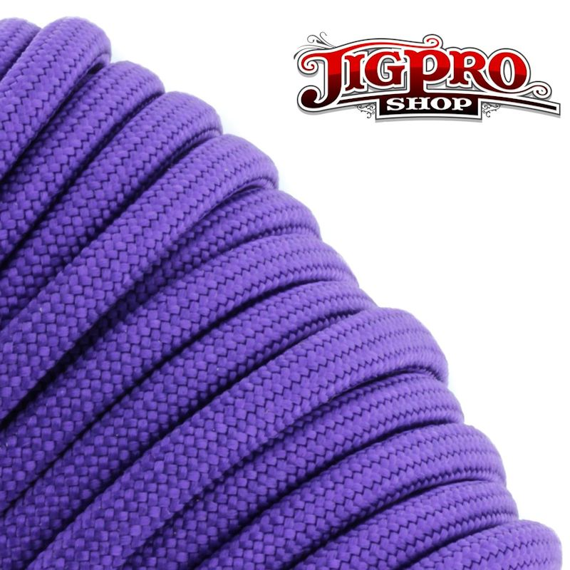 Purple 550# Type III Paracord 100' S05
