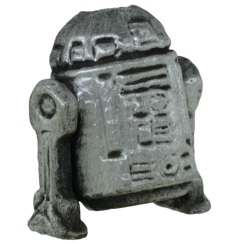 R2-D2 Bead in Pewter by Marco Magallona
