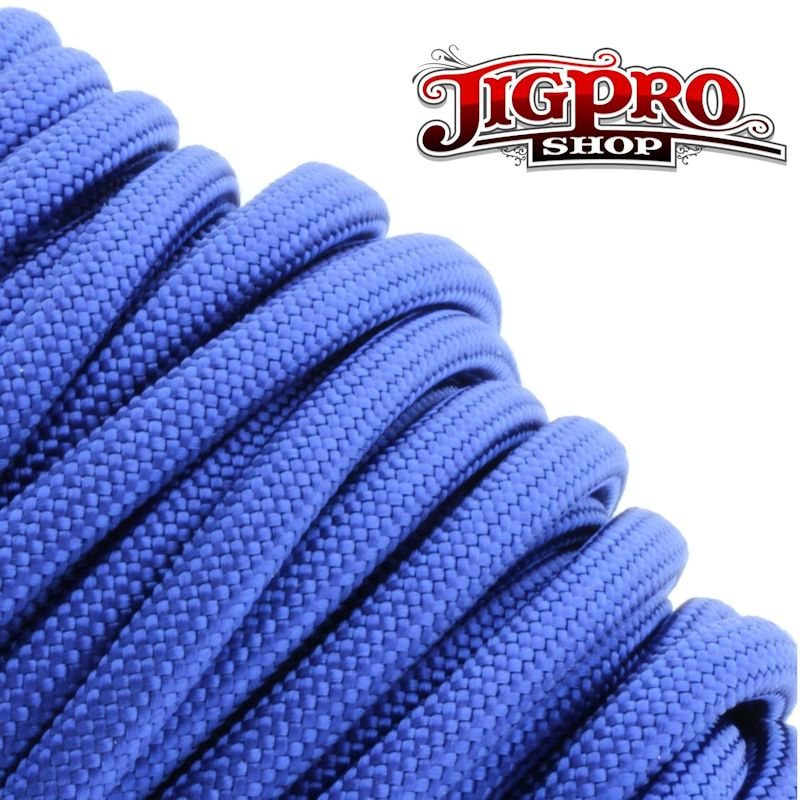 Royal Blue 550# Type III Paracord 100\' S26
