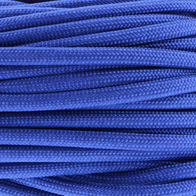 Royal Blue 550# Type III Paracord 100' S26