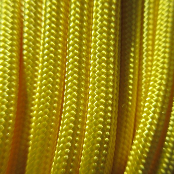 550 Yellow Type III Paracord S04